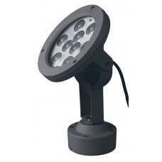 Beta 11 Plug & Go 9w LED Dark Grey Flood Light