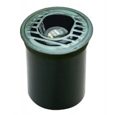 Bronze 15 Plug & Go 3w LED Verdigris Ground Uplighter