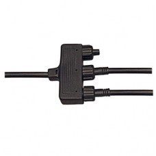 Plug & Go 3 Way Splitter With 1.5M Lead