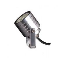 Elite 5 Plug & Go 1 x 3w LED Aluminium Spot Light