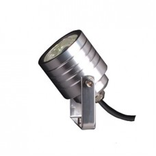 Elite 5 Plug & Go 1 x 3w LED Aluminium Spot Light